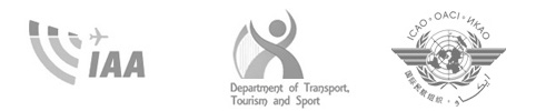IAA | OACI | ICAO| IATA | Departement of transport tourism and sport